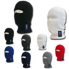 1 Hole SKI MASK Tactical Winter Face Balaclava snowboard military cold weather