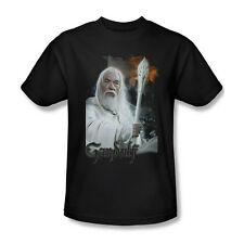 Lord Of The Rings Movie Gandalf Picture Youth Ladies Jr Women Men T-shirt Top