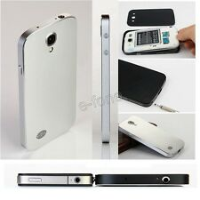 Ultra-thin Luxury All Metal Aluminum Case Cover For Samsung Galaxy S4 IV I9500