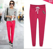 NEW Women's Skinny Harem Sweatpants Training Jogging Dance Baggy Casual Pants