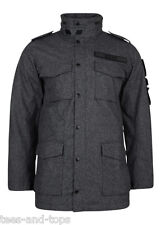 NIKE TC Official Kobe M65 Military Jacket Water Repellent Hooded Coat