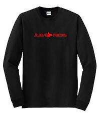 JUST RIDE SNOWMOBILE LONG SLEEVE SHIRT SLED YAMAHA SKI DOO ARCTIC CAT S-M-L-XL