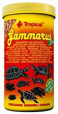 GAMMARUS SHRIMPS, DRIED NATURAL TURLTE FOOD, TORTOISE, TROPICAL LARGE FISH FOOD