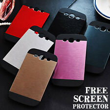 NEW ULTRA SLIM BRUSHED ALUMINUM METAL CASE COVER FOR SAMSUNG GALAXY S3 III I9300