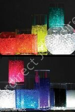 Water Pearl Bead + Submersible Led for Wedding Centerpiece home decoration
