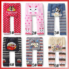 Cute Toddler Girl Boy Baby Infant Clothes Leggings Tights Leg Warmers Unisex New
