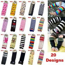 1 Pairs Baby Toddler Boys Girls long Socks Tights Legs Leg Warmers Socks