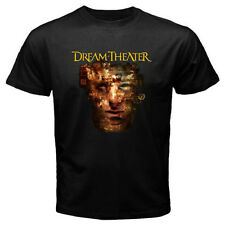 New DREAM THEATER *Scenes from a Memory Rock Band Men's Black T-Shirt Size S-3XL