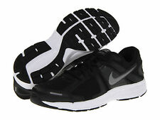 NIB Men's Nike Dart 10 Revolution Shoes All Sizes Medium and 4E Wide Width Black