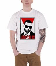 Wretch 32 Obey Silhouette Official Mens New White T Shirt