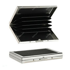 2014 Waterproof Aluminum Metal Business ID Credit Card Wallet Holder Case 2006c