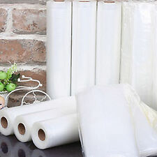 Vacuum Storage Sealer bag space pack food refresh Saver roll and pouch sealers