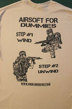 Airsoft for Dummies - Airsoft T-Shirt