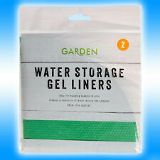 Water Storing Retaining Gel Crystals Reduce Watering Dry Soil Plants Pot Flowers