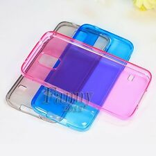 Gel Candy Case Cover  for Samsung Galaxy S5 Duos LTE CDMA G900 G900H G900A G900F
