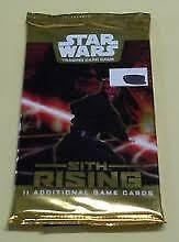 Star Wars: Sith Rising TCG Foil Card