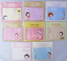 Cooky Shop Cookys Girl Post It / Sticky Notes (Your Choice of Design)~KAWAII