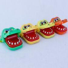 Crocodile Mouth Dentist Bite Finger Game Funny Toy Gift