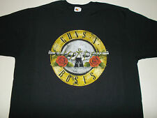GUNS N ROSES OFFICIALLY LICENSED BULLET LIGHTWEIGHT T-SHIRT TEE Med Large XL