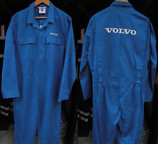 """Volvo Blue Cotton Rich Overalls - 40"""" and 42"""" Sizes"""