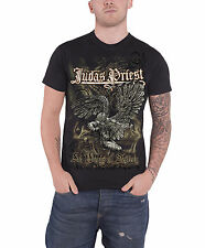 Judas Priest Sad Wings of Destiny Official Mens New Black T Shirt All Sizes