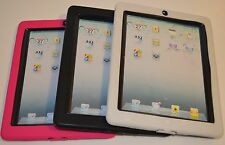 Apple iPad 2 3 Cover Case with Snap on Case Stand