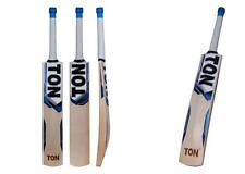 SS TON Player Edition Player Grade English Willow Cricket Bat + Free Ship Extras