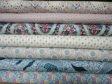 *DOWNTOWN ABBEY FABRICS* *100% COTTON* *FAT QUARTER* *CRAFTS* *QUILTING*