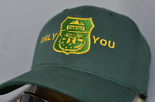 Smokey The Bear Hat ONLY YOU Firefighter United States Forest Service BLM Shirt