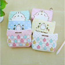 [MOLANG #SHOP]CUTE MOLANG CHANGE PURSE 6 TYPE KOREA OFFICIAL NEW