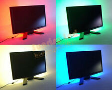 Multi-colour RGB LED Strip Light LED TV Background Lighting Kit With USB Cable