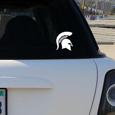 SPARTAN HELMET Vinyl Decal Car Window Bumper Sticker Mask Hoplite Sparta Greece