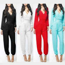 New Sexy Women's Clubwear Cocktail Party Club Dress Bandage Body-con Jumpsuits