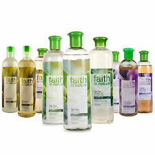 Faith in Nature Shampoo Conditioner & Shower Gel Trio