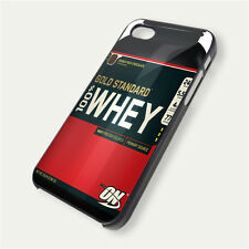 Whey Protein Gold Standard 100% for iPhone 5c Case Cover