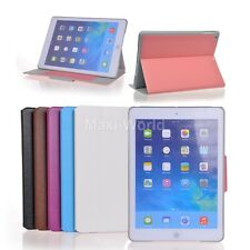 Slim PU Leather Smart Magnetic Shell Case Cover For 2013 Apple iPad Air 5 5th