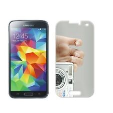 Mirror LCD Screen Protector Cover Film Guard for Samsung Galaxy S5 S 5 V i9600
