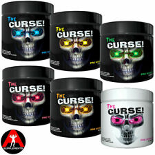 Cobra Labs The Curse Pre Workout  Explosive Energy Endurance Focus Strength
