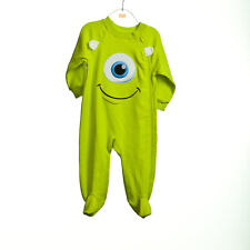 Monsters Inc Official Disney Baby Clothes, Sleepsuit, Baby Grow,Playsuit,Pyjamas