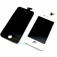 FULL LCD DISPLAY + TOUCH SCREEN DIGITIZER + FRAME ASSEMBLY FOR IPHONE 4 #W/TRACK