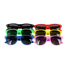 Fashion Cool Kids Boys Girls Glasses Plastic Frame UV Protection Sunglasses