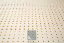 """3"""" Natural Latex Mattress Topper Made in the USA + Free Shipping"""