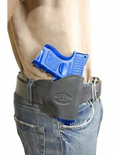 New Barsony Black Leather Yaqui Holster Kel-Tec Sccy Kimber Compact 9mm 40 45