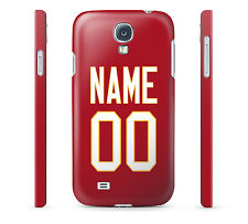 NFL Kansas City Chiefs  - Personalized Hard Cover Case for iPhone, 65+ others