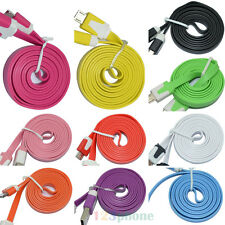 1M 3FT 2.0 USB DATA CHARGER CHARGE CABLE FOR LENOVO A850 A859 S650 S660 S850