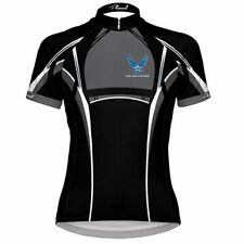 Primal Wear USAF Women's Air Force Invade Cycling Jersey Bike Military UAFIJ60W