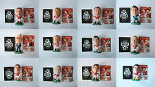 DENMARK NATIONAL EURO 2012 HOME KIT SOCCERSTARZ - Choice of 12 different loose