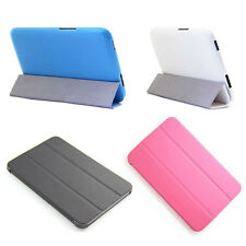 Stand Flip PU Leather Case Cover for Lenovo IdeaTab 7 inch A1000 Tablet