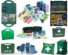 First Aid Kits for Workplace, Catering, Travel, Sports, Vehicle, Child CE Marked