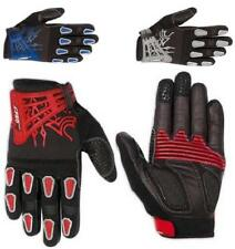 Off Road BMX MTB Cross Motorcycle Leather Textile Sport Gloves Motorbike